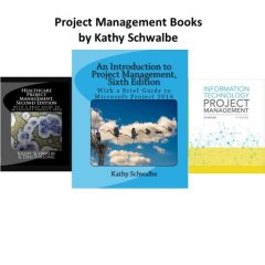 IT PM Book | PMtexts by Kathy Schwalbe